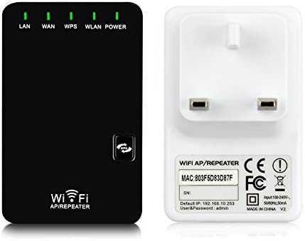 Wireless Bridge 300MBPS WiFi Repeater