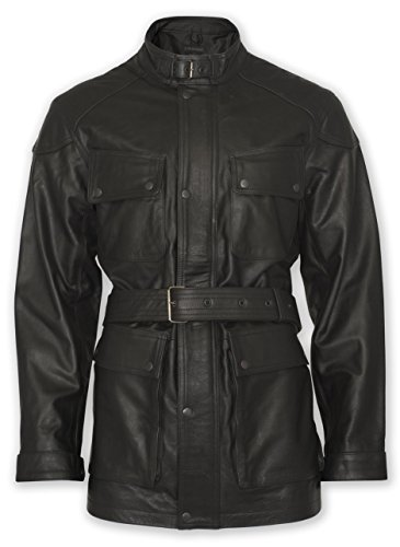 British Motorcycle Jacket - 6