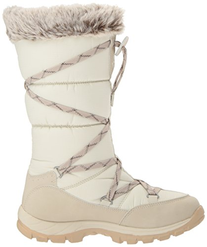 Waterproof White Bottes Femme Beige off Over Insulated Chillberg De Timberland Neige The Chill wYFIax7pq