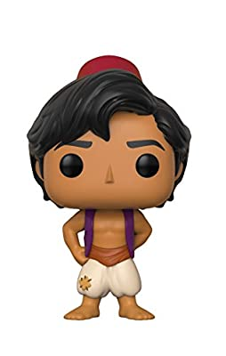 Funko POP Disney Movies Aladdin Character Toy Action Figures