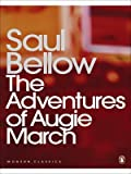 Front cover for the book The Adventures of Augie March by Saul Bellow