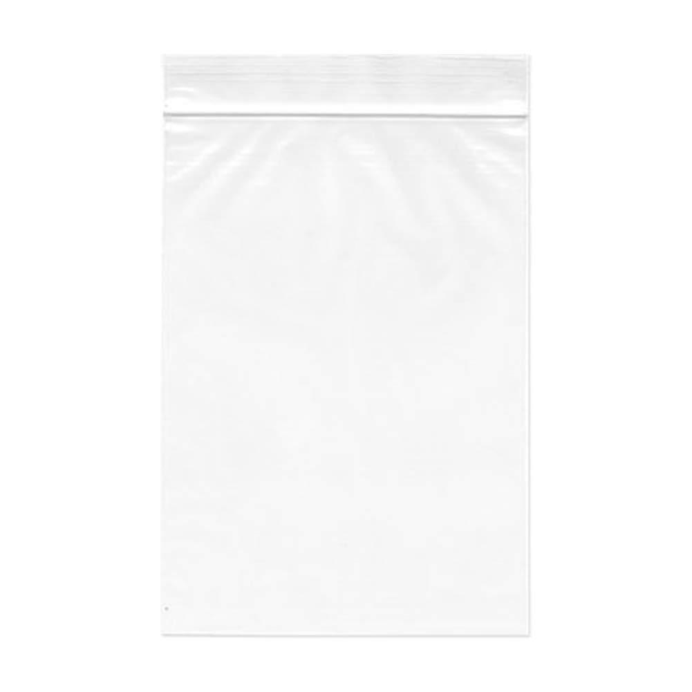 5 * 7cm Ruiting 100pcs Sacs transparents Zip auto verrouillage sac bijoux Ziplock Zip plastique refermable verrouillage Zipp/é Poly transparent Sacs Petit sac demballage Produits Pour Maison//Cuisine