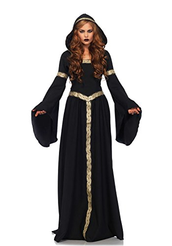 [Pagan Witch Costume - Medium/Large - Dress Size 8-12] (Witch Dresses)