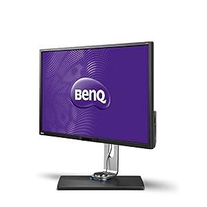 BenQ 32-Inch Quad High Definition Designer Monitor (BL3200PT) for photo editing, QHD 2560x1440 Display