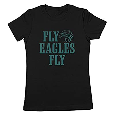 Fly Eagles Fly Philadelphia Super Bowl 2018 Party Womens Shirt