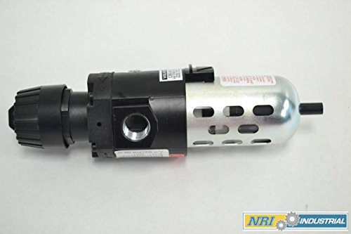 NEW WILKERSON CB6-04-F00 0/125PSI 150PSI 1/2 IN NPT FILTER-REGULATOR B365513 by Wilkerson