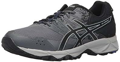 ASICS Men's Gel-Sonoma 3 Running-Shoes, Carbon/Limoges/Black, 6 Medium US