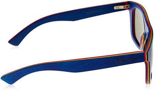 Lenoir Eyewear LE54001.4 Lunette de Soleil Mixte Adulte, Bleu