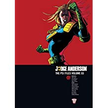 Judge Anderson: The Psi Files Volume 03