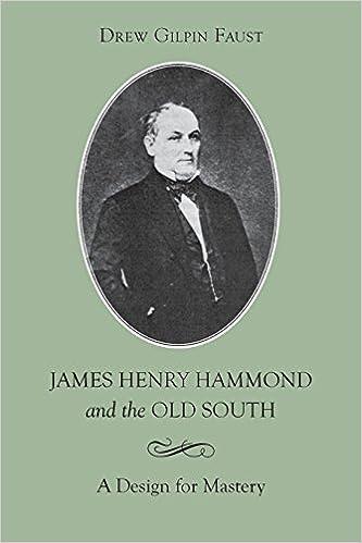 James henry hammond sex life