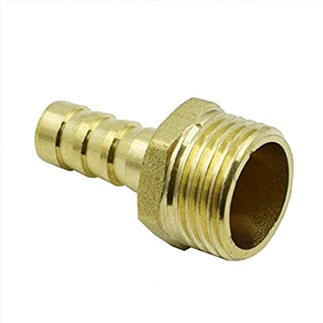 Cole-Parmer Barbed Fitting,Y-Connector,1//4 Tube ID,Kynar