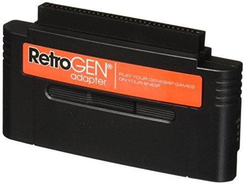 Retro-Bit RetroGEN Adapter Genesis to SNES Cartridge Adapter (Duo Retro)