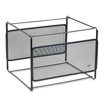 RolodexTM Mesh File Frame Holder FRAME,FILE,MESH,BK MFC6490CW (Pack of8) ()