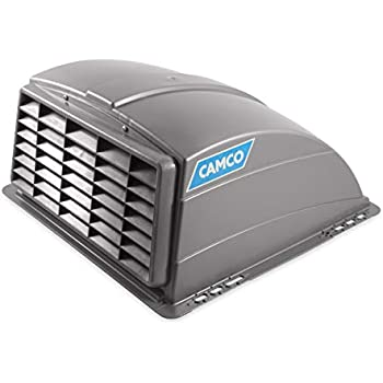 Amazon Com Camco Silver Standard Roof Vent Cover Opens