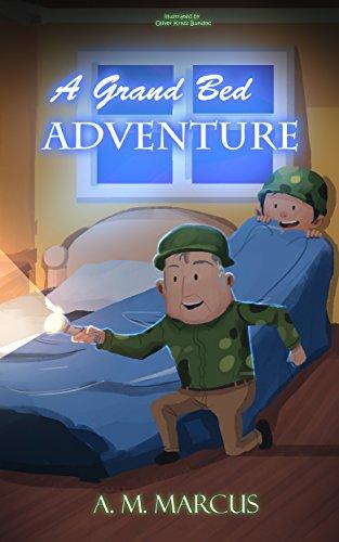 Children's Book: A Grand Bed Adventure: Developing Habits of Self Discipline for Children