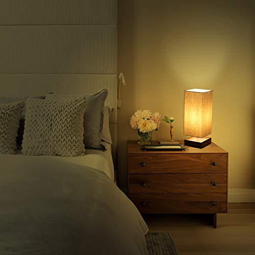 Touch Control Table Lamp Bedside 3 Way Dimmable Touch Desk
