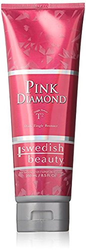 Swedish Beauty Pink Diamond Tanning Lotion