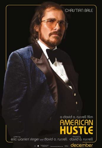 Amazon Com American Hustle 2013 27 X 40 Movie Poster Style C Posters Prints