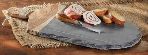 Mud Pie Slate Cutting Board