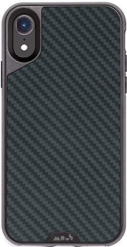 newest 688a1 213f3 Mous Protective iPhone XR Case - Aramid Carbon Fibre - Screen Protector Inc.