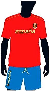Pijama seleccion española XXL: Amazon.es: Juguetes y juegos
