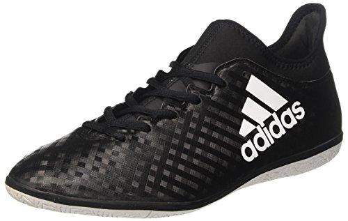 Adidas Uomo X 16.3 In Scarpe Da Calcio Nere (cblack / Ftwwht / Cblack)