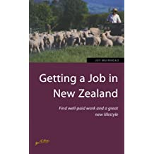 Getting a Job in New Zealand