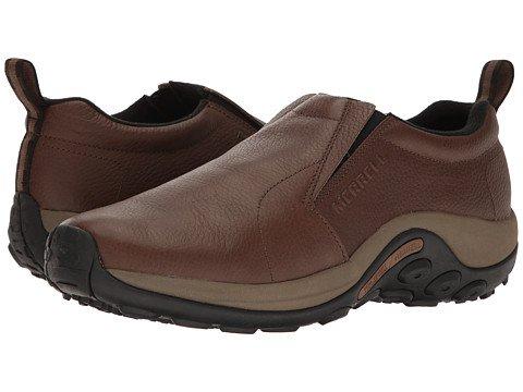 (メレル) MERRELL メンズランニングシューズスニーカー靴 Jungle Moc [並行輸入品] B06XJHCQXB 32.0 cm Black Slate