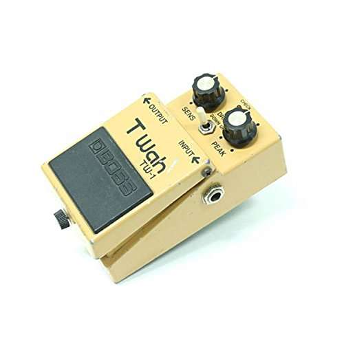 BOSS TW-1 T-WAH or TOUCHWAH