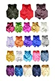 MILLTEX Classic Gift Wedding Party Tuxedo Suits Color Satin Vest Only from Boy