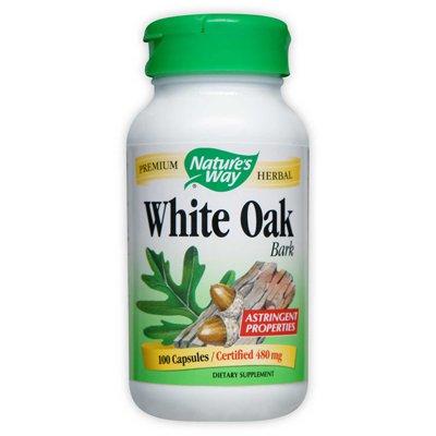 (Nature'S Way White Oak Bark 100)