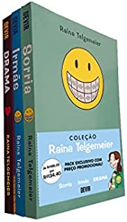 Pack Raina Telgemeier