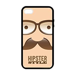 Mustache Hipster Style Case for iPhone 5 5s case