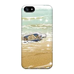 Fashionable YXW23614Ebjd Iphone 4/4S Cases Covers For Washed Ashore Protective Cases