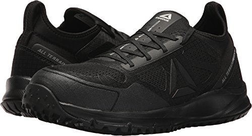 Reebok Work Men's All Terrain Work Black 10.5 E US E - Wide