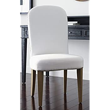 Amazon Com Tommy Hilfiger Alysa Dining Chair In Stone