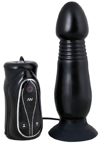 You2Toys Anal Pusher Plug M. Vibration, 1er Pack (1 X 1 Stück)
