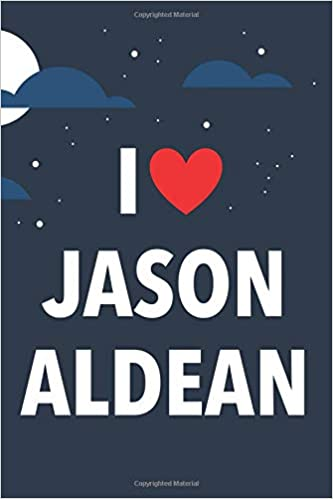 Paginas Para Descargar Libros I Love Jason Aldean: Lined Notebook With Monthly Planner For Fans De PDF A PDF