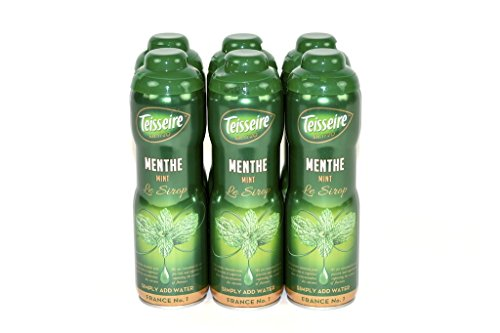 - Teisseire Mint French Syrup 60cl Case of 6 Units - Wholesale