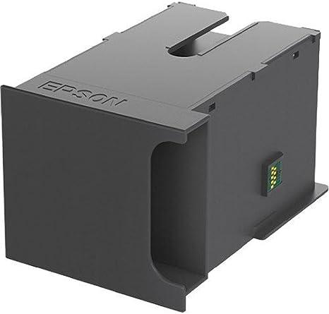 Amazon.com: Epson Caja de mantenimiento de tinta (t671200 ...