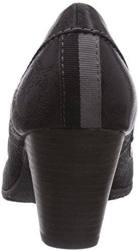 oliver Col Nero Donna S black 001 22429 Scarpe Tacco nero dgwqt