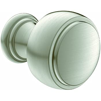 Moen Yb8405ch Weymouth Cabinet Knob Chrome Cabinet And