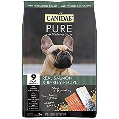 CANIDAE Pure Real Salmon & Barley Recipe Dry Dog Food