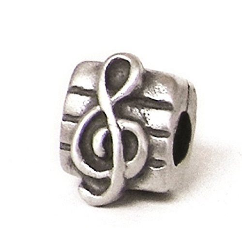 (Music Box - Sterling Silver 925 - MelinaWorld - H3023)
