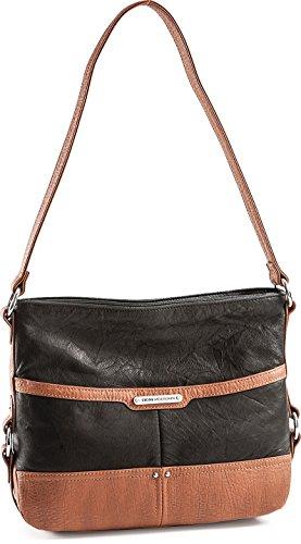 stone-mountain-york-hobo-handbag-one-size-tan-black