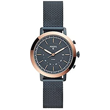 Fossil Womens Neely Stainless Steel Hybrid Smartwatch