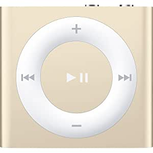 Apple - iPod shuffle 2GB MP3 Player (6th Generation - Latest Model) - Gold