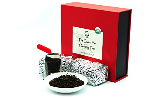 Premium Tie Guan Yin Oolong Tea Gift Set