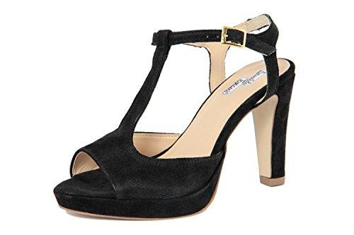 Arnaldo Toscani FEMME - sandale à talon en cuir - 8010507_CALF_NERO_TS
