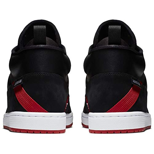 Nero 002 656504 Jordan Sneakers Bianco Rosso Nero Fadeaway 43 HxwY8pYqFX
